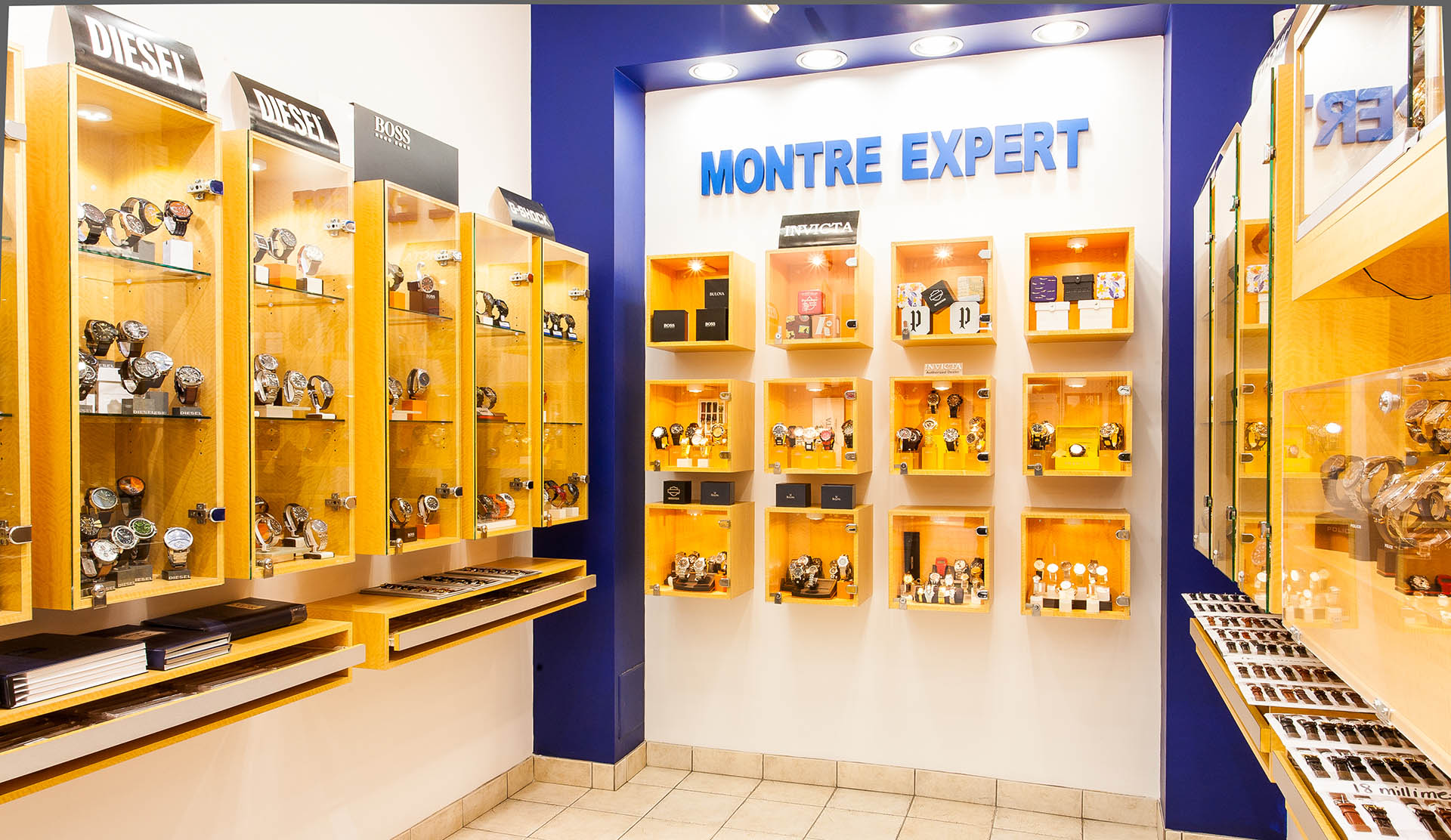 boutique de montre